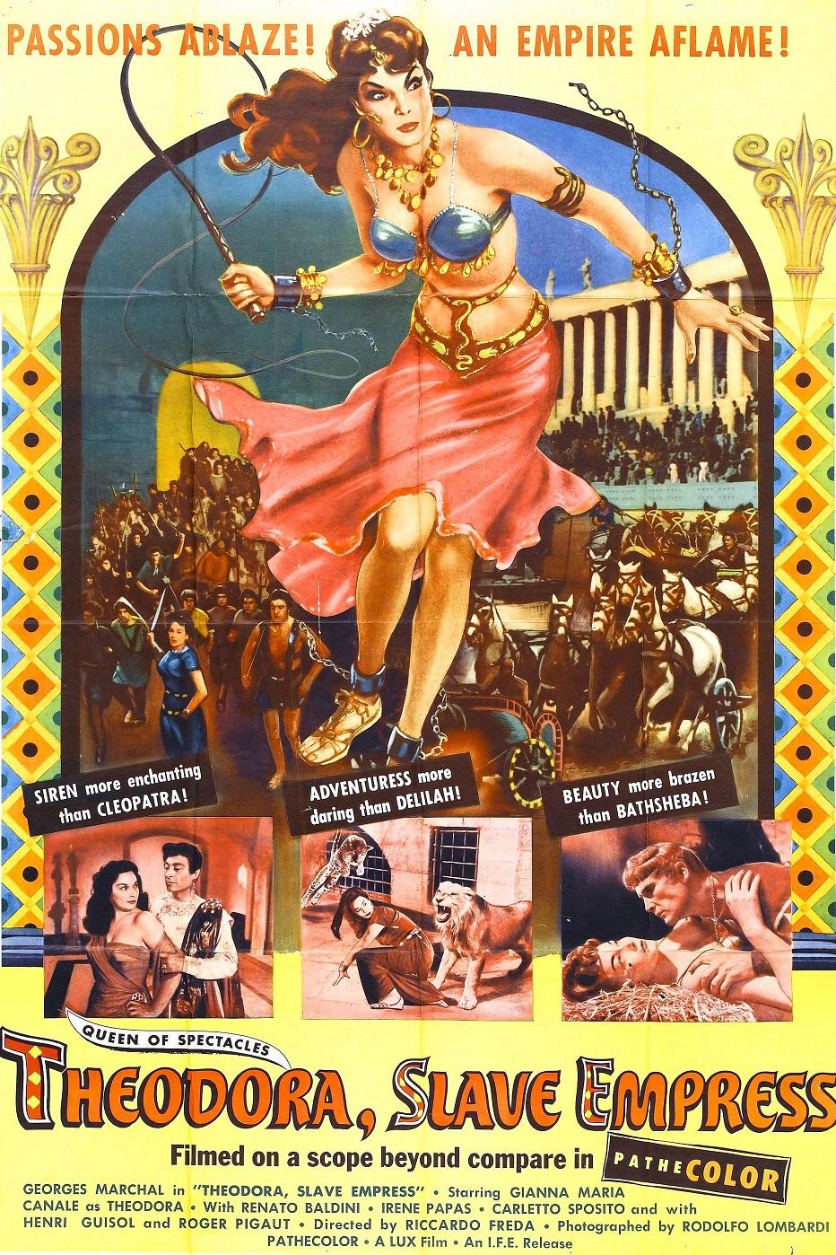theodora slave empress