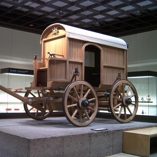 roman carriage