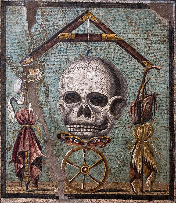 memonto mori pompei