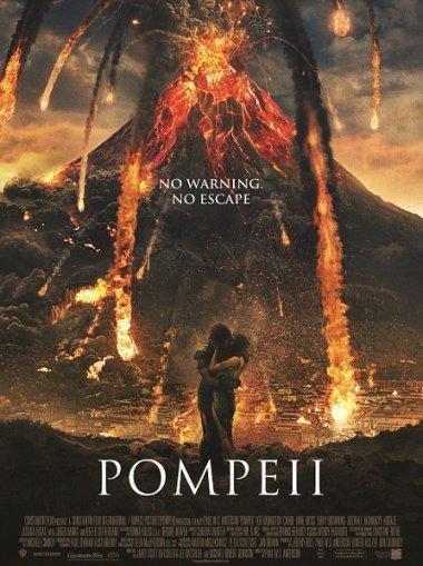 Pompeii movie dvd