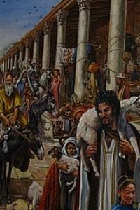 ancient roman shopping