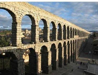 ancient rome aqueducts facts