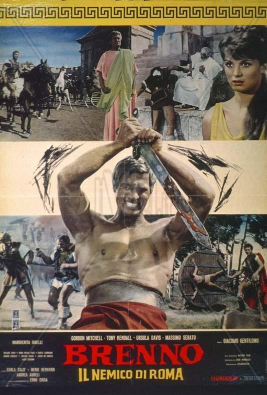 brennus enemy of rome