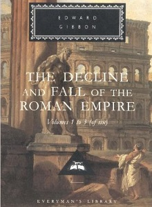 gibbon decline and fall of roman empire