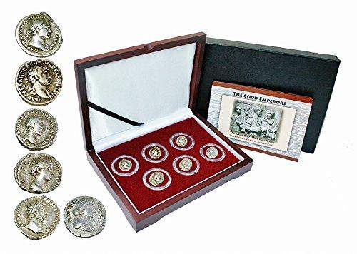 good emperors roman coins
