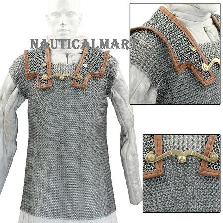 lorica hamata roman armor