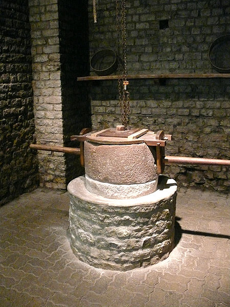roman mill