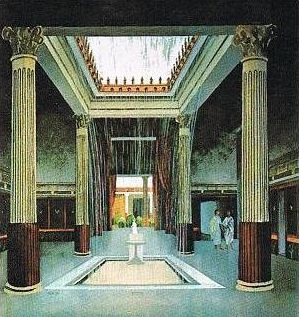 roman villa