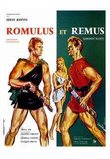 romulus and remus dvd