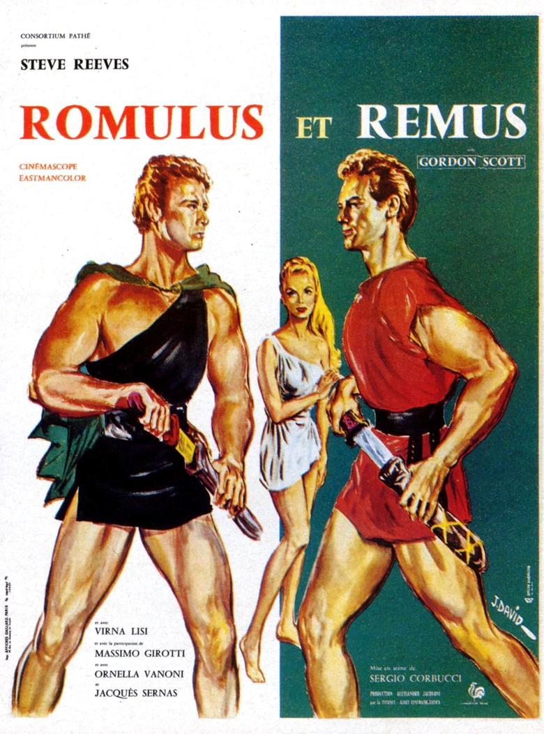romulus and remus movie 1961