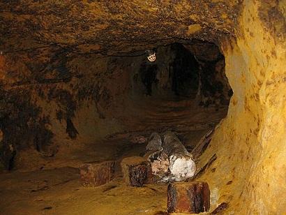 rosia montana roman gold mines