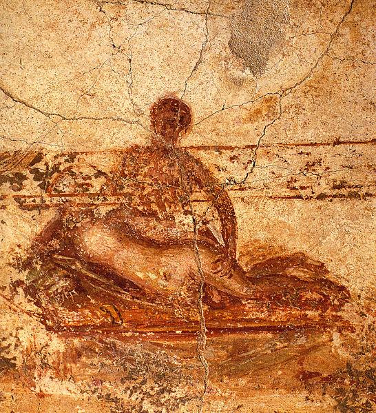 suburban baths of pompeii erotic scene