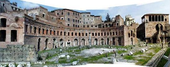trajan market rome