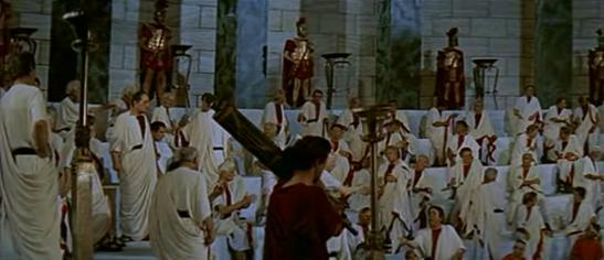 Hannibal 1959 Roman senate