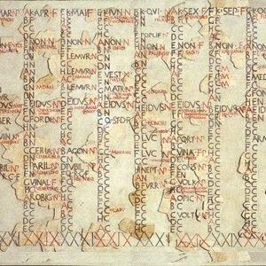 ancient roman calendar