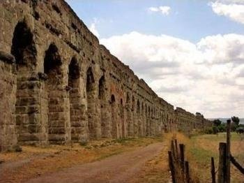 aqua claudia rome