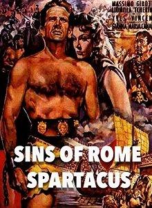 movie sins of rome