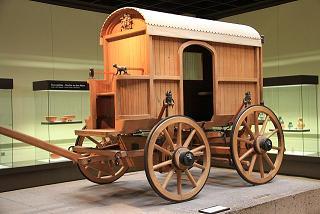 roman carriage carpentum