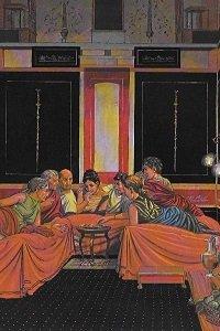 roman triclinium